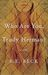 Who Are You, Trudy Herman?: A Novel
