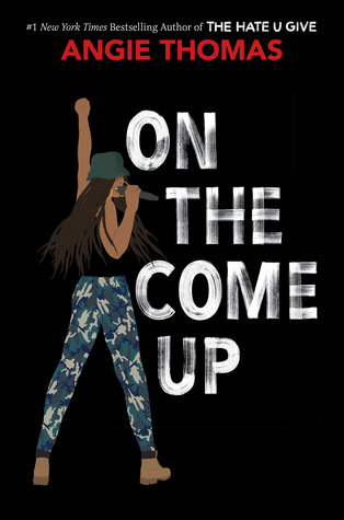Image result for on the come up thomas cover