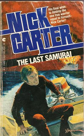 The Last Samurai (Killmaster #156)