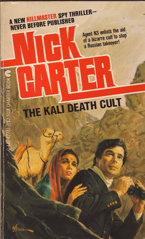 The Kali Death Cult (Killmaster #176)