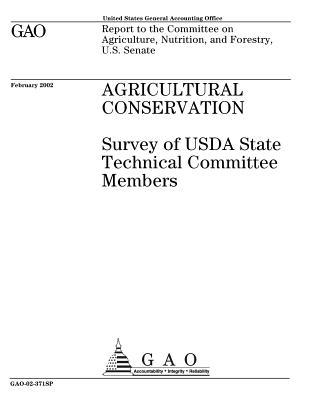 Agricultural Conservation: Survey of USDA State Technical Committee Members
