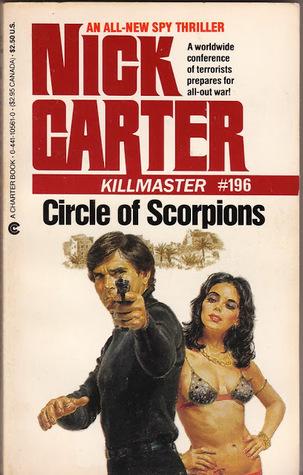 Circle of Scorpions (Killmaster, #196)