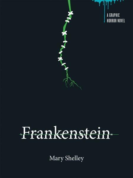 Frankenstein: A Graphic Horror Novel