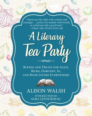 A Literary Tea Party (cookbook review)
