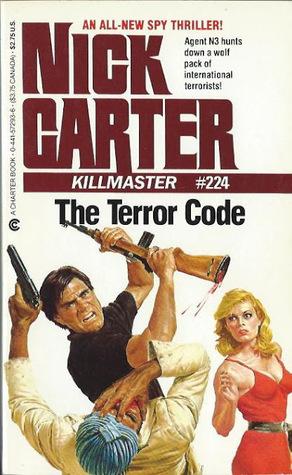 The Terror Code (Killmaster, #224)