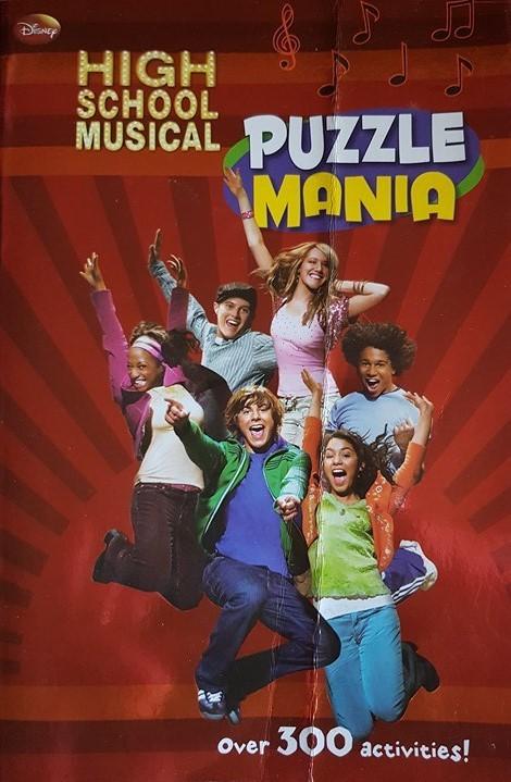 High School Musical: Puzzle Mania