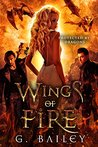Wings of Fire (Protected by Dragons, #2)