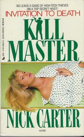 Invitation to Death (Killmaster, #246)