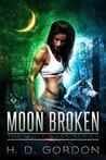 Moon Broken (Wolf Wars, #2)