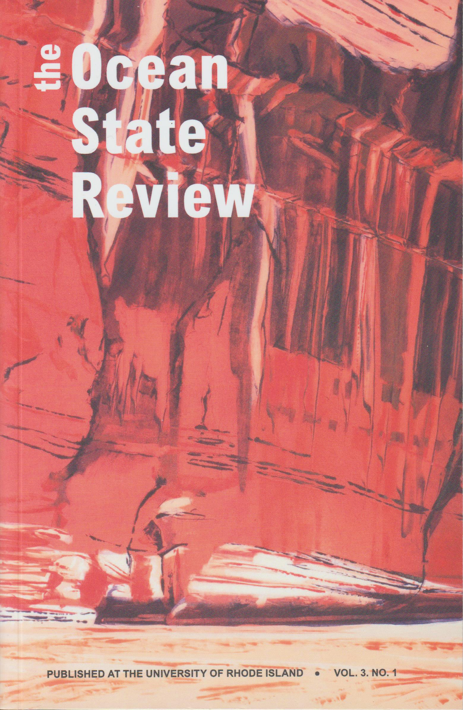 The Ocean State Review Vol. 3 No. 1