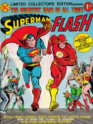 Limited Collector's Edition C-48: Superman Vs. The Flash