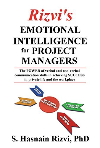 Emotional Intelligence for Project Managers: The POWER of verbal and non-verbal communication skills in achieving SUCCESS in private life and the workplace