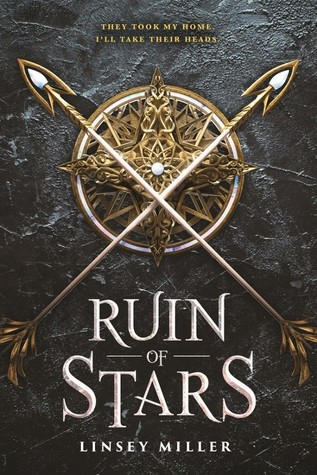 Ruin of Stars (Mask of Shadows #2) by Linsey Miller