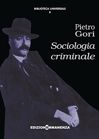 Sociologia criminale