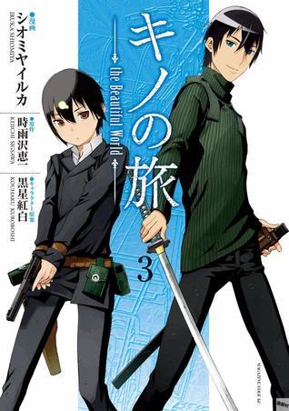 キノの旅 the Beautiful World 3 [Kino no Tabi - the Beautiful World 3] (Kino's Journey - the Beautiful World [Shiomiya], #3)