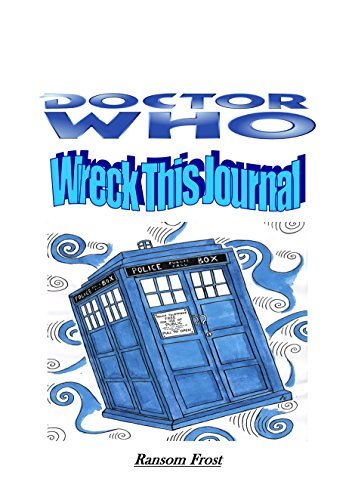 Doctor Who Wreck This Jornal