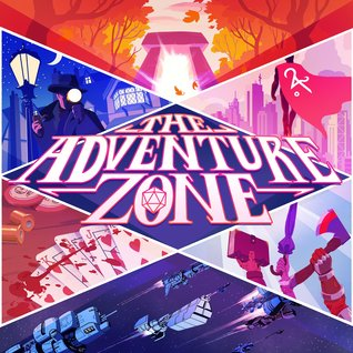 The Adventure Zone: Commitment