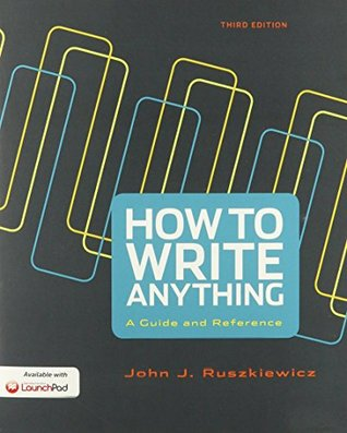 How to Write Anything & LaunchPad