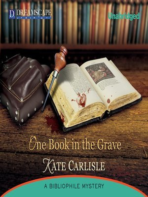 One Book in the Grave (Bibliophile Mystery #5) (Audiobook