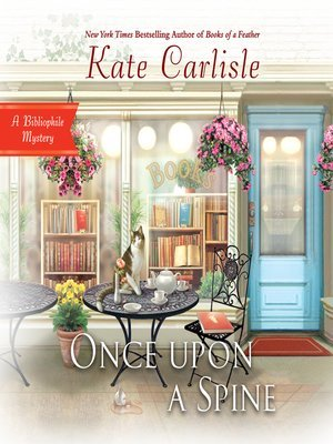 Once Upon a Spine (Bibliophile Mystery #11) (Audiobook)