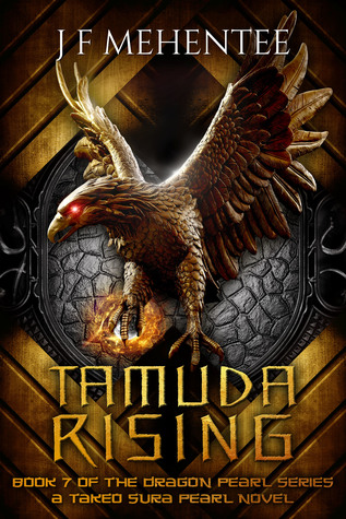 Tamuda Rising (The Dragon Pearl Series, #7)
