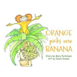 Orange Picks One Banana