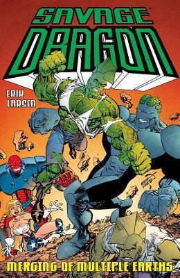 Savage Dragon: Merging of Multiple Earths