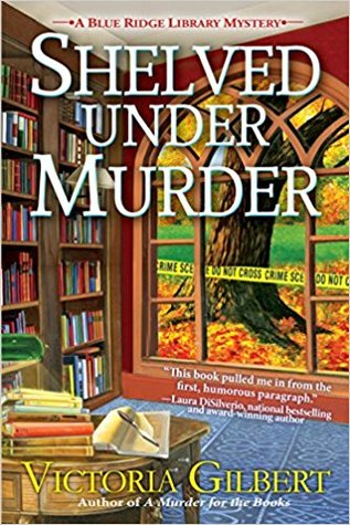 Lil Pingwing's Cozy Corner: Shelved Under Murder