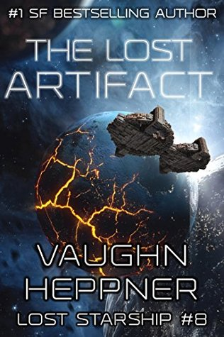 The Lost Artifact by Vaughn Heppner
