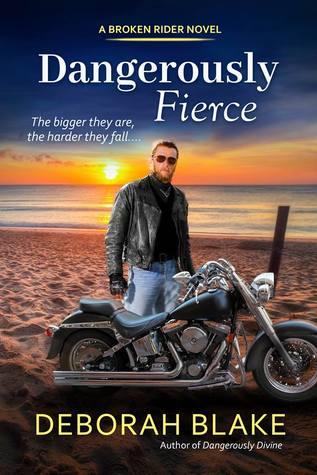 Dangerously Fierce (Broken Riders #3)