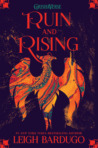 Ruin and Rising (Shadow and Bone, #3)
