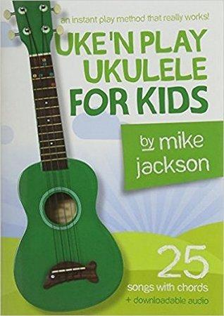 Uke'n Play Ukulele for Kids Uke Book & Download Card