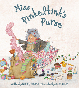 Miss Pinkeltink's Purse by Patty Brozo