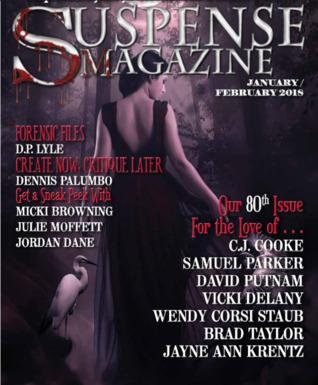 Suspense Magazine January/February 2018