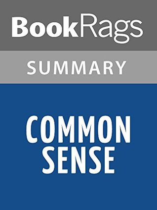 Summary & Study Guide Common Sense by Thomas Paine