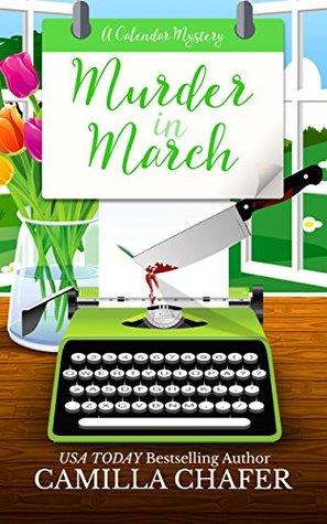 Murder in March (Calendar Mysteries #3)