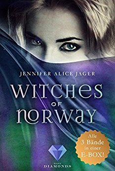 Witches of Norway (Witches of Norway, #1-3)