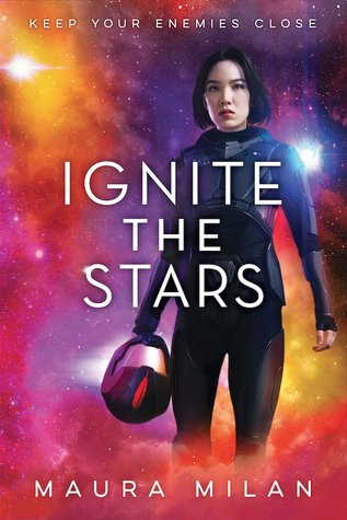 Preorder Ignite the Stars by Maura Milan