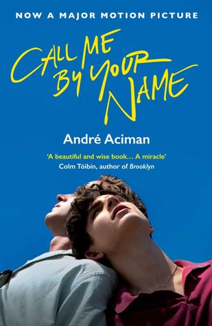 Image result for call me by your name book cover