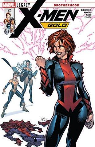 X-Men: Gold #22