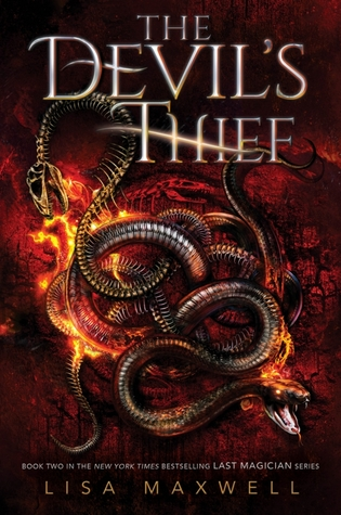 Preorder The Devil's Thief by Lisa Maxwell