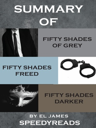 Summary of Fifty Shades of Grey and Fifty Shades Freed and Fifty Shades Darker