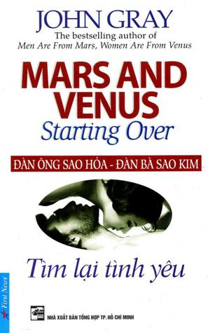 Đàn ông sao Hỏa - Đàn bà sao Kim