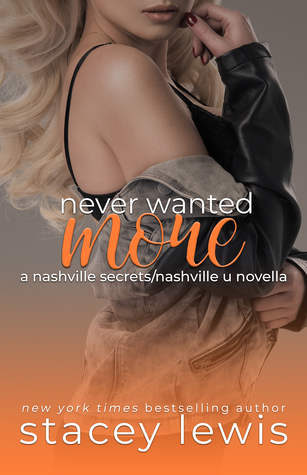 Never Wanted More (Nashville Secrets, #1.5)