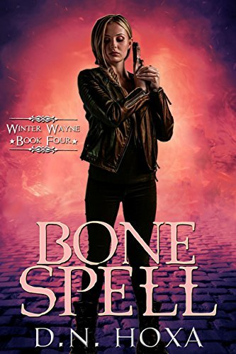Bone Spell (Winter Wayne #4)