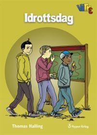 Idrottsdag by Thomas Halling