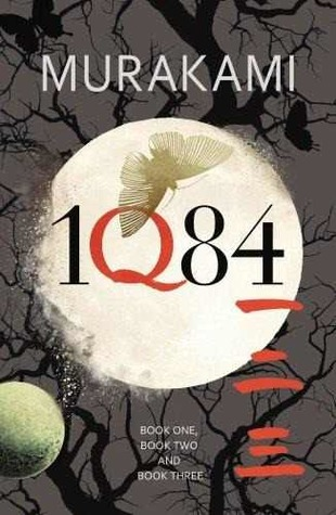 IQ84 Book Cover