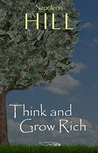 Book cover for Think And Grow Rich: The Secret To Wealth Updated For The 21St Century