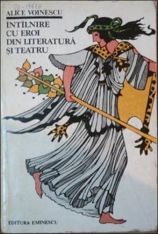 Întîlnire cu eroi din literatură și teatru