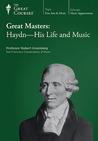 Great Masters by Robert Greenberg